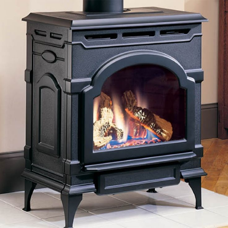 Majestic Oxford Direct Vent Gas Stove - NED217