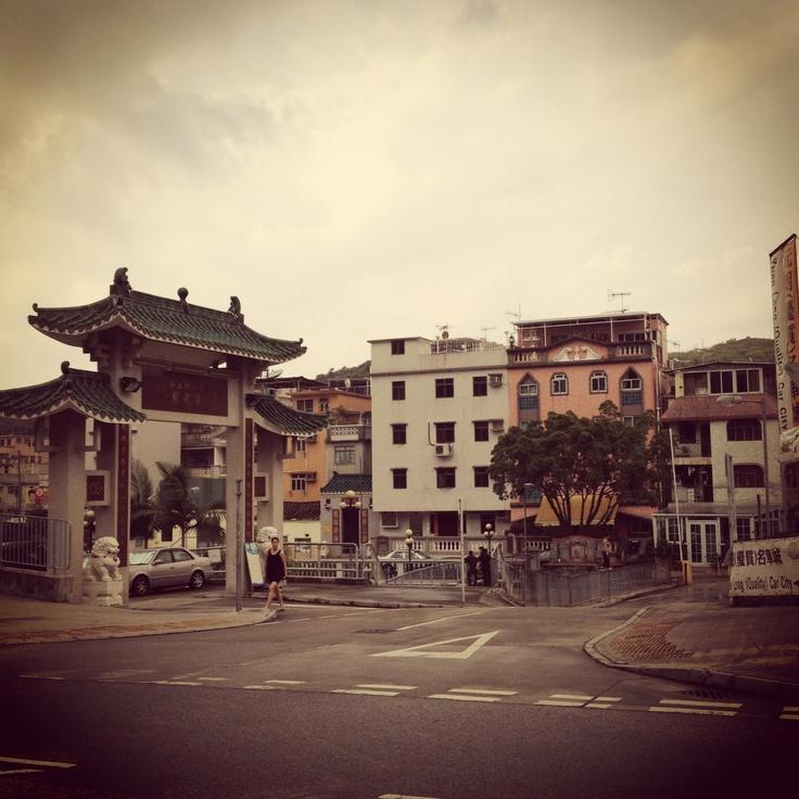 Yuen Long, Hongkong