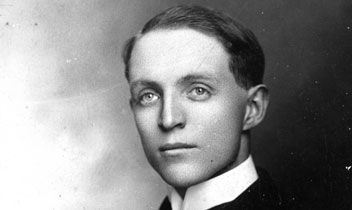 *ALBERT CALDWELL: Titanic survivor recounts his memories of the disaster for his