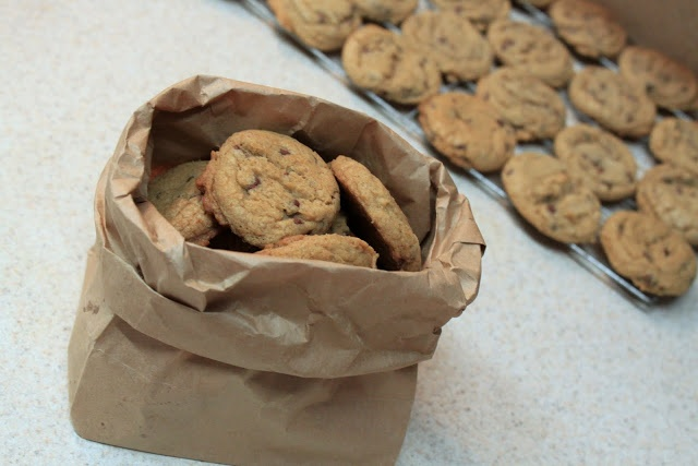 The Boxcar Children {Cooking and Fun} Dr. Moore's Favorite Brown Cookies