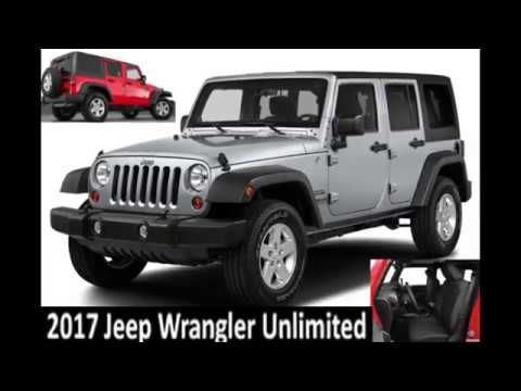2017 Jeep Wrangler Unlimited - 2017 Jeep Wrangler Unlimited Review - In ...
