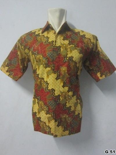 KODE G51 | IDR 70.000 | Bahan : katun prima, batik sablon kombinasi | Size M, L, XL | Hotline : 081333303545 | BB Pin 2128117C.