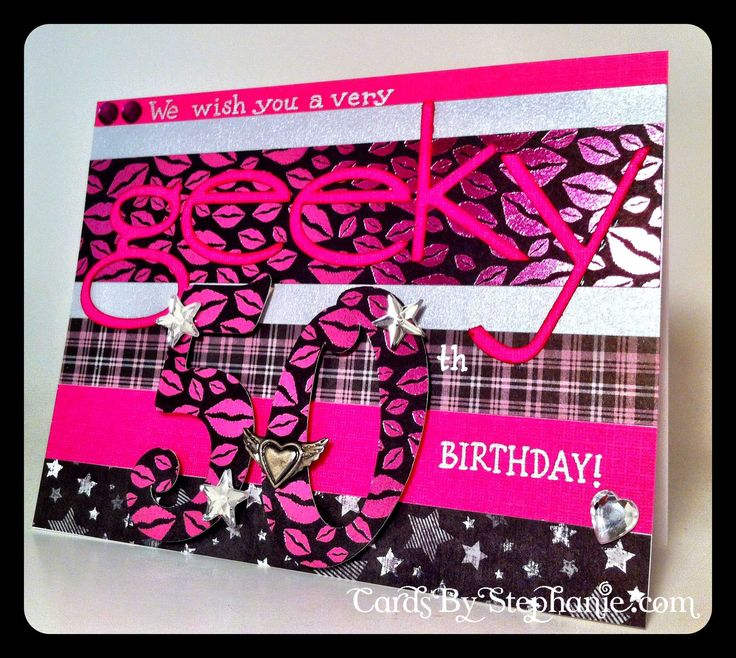 50th Birthday Cards Cricut: 17 Best Things I Love; ) Images On Pinterest