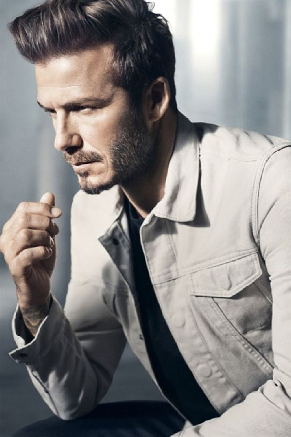 David Beckhams a natural fit for H&Ms latest collaboration.