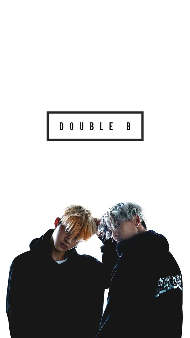 #iKON #DoubleB #phone #wallpaper cr iKONgraphic
