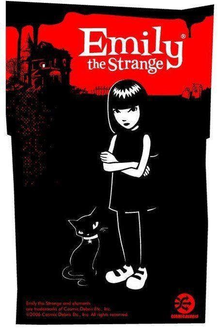 Emily the Strange (2013)