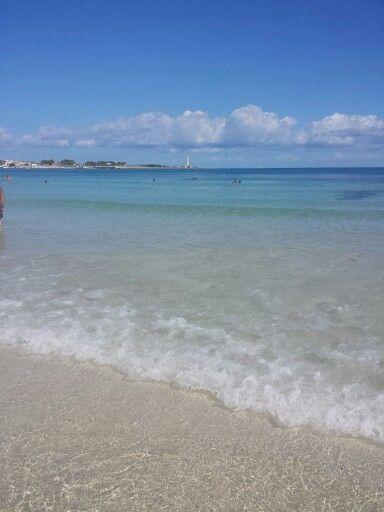 Lo splendido mare di San Vito Lo Capo #sanvitolocapo #mare #sea #seaside #trapani #sicilia#sicily #italy