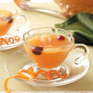 Wassail Punch -- non-alcoholic, great warm beverage for the holidays!