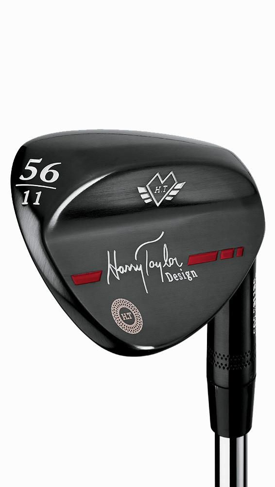 HT Series 305 Wedge - Black Finish - Available Lofts: 52°, 54°, 56°, 58°, 60°