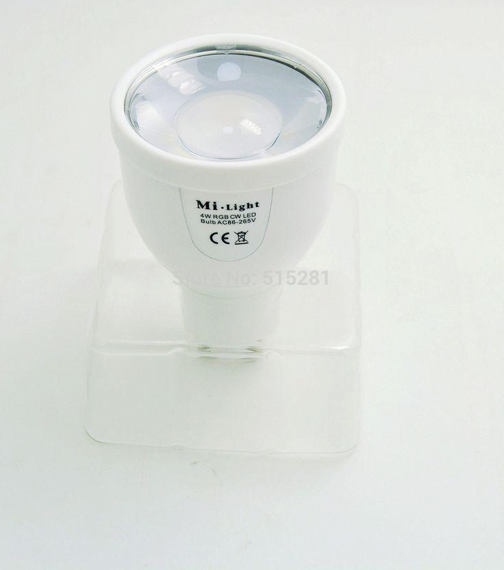 $13.50 (Buy here: https://alitems.com/g/1e8d114494ebda23ff8b16525dc3e8/?i=5&ulp=https%3A%2F%2Fwww.aliexpress.com%2Fitem%2F2-4G-RF-wifi-GU10-dimmable-85-265V-4W-RGBWW-RGBCW-LED-Spotlight-Bulb-lamp-Mi%2F2033130155.html ) 2.4G RF wifi Dimmable GU10 85-265V 4W RGBWW/RGBCW LED Spotlight Bulb Changeable Lamp Control By Phone 2.4G Controller for just $13.50