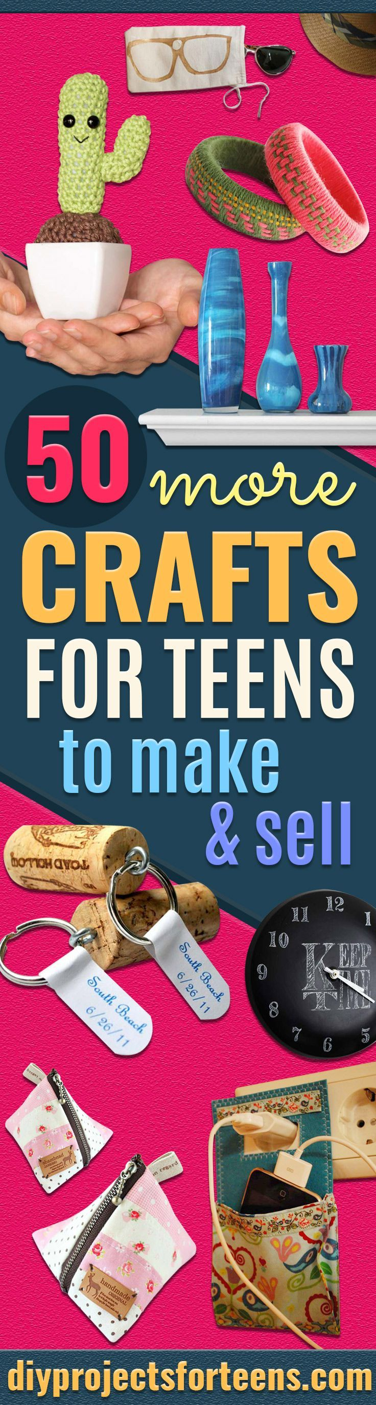 How To Make Extra Money Doing Crafts