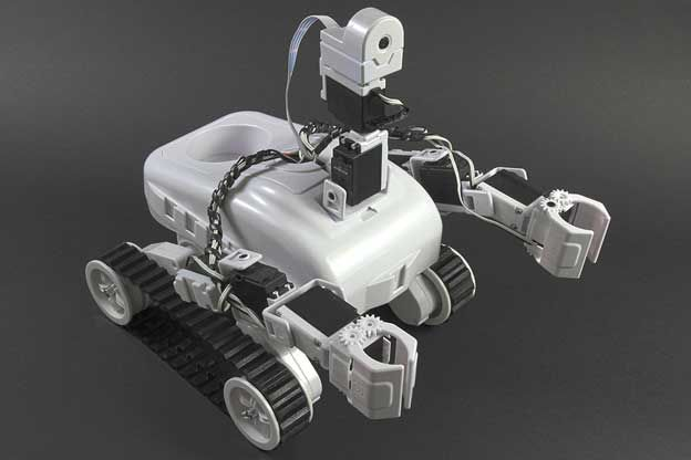 EZ-Robot Roli Rover Educational Robot