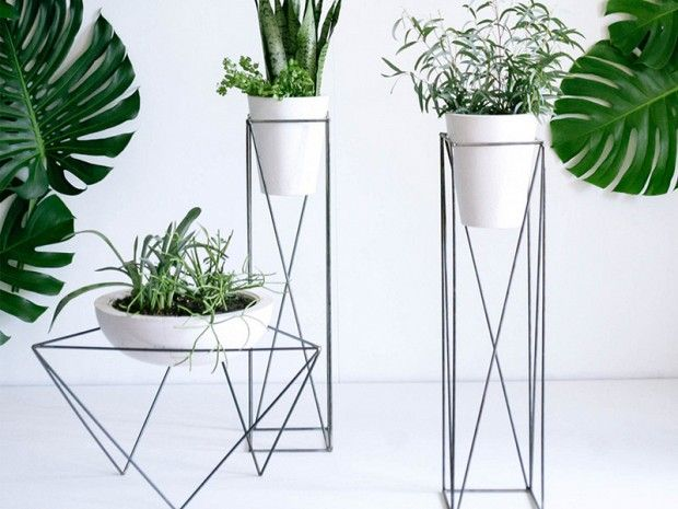 The Best Plant Stands on the Market: Don't make us play favorites. via @domainehome