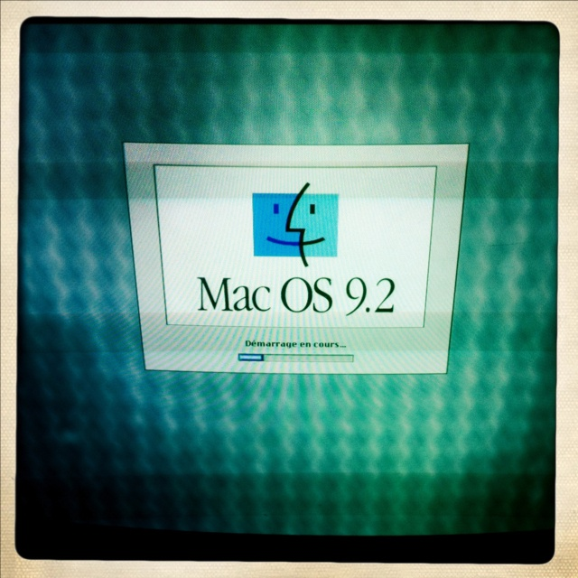 Mac Os 9 revival...