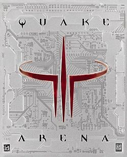QUAKE 3 ARENA // Heaps of fun. One of the first few games that I started off with as a kid (6 years old).