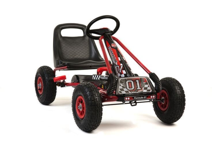 Budget Formule 01 Pedal Go Kart New Products Pinterest