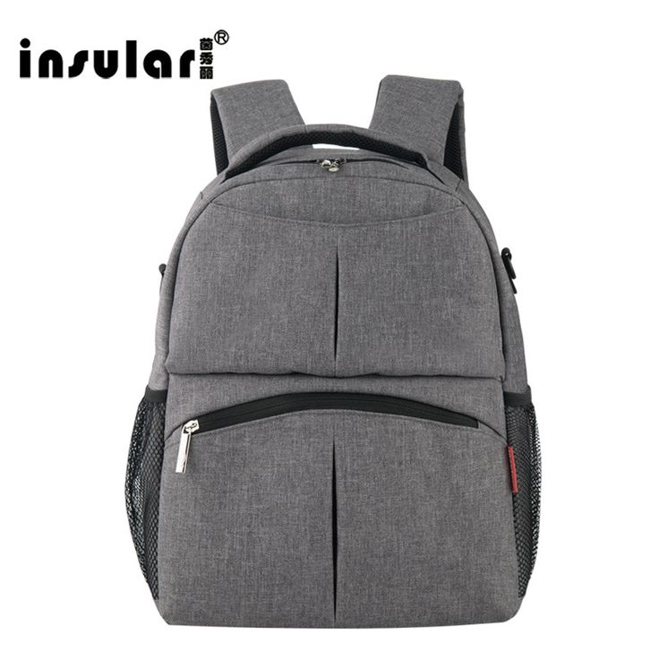 INSULAR Large Baby Backpack Diaper Bag Organizer Baby Stroller Bag Maternity Bag For Mother Handbag Nappy Bags Diaper Backpack