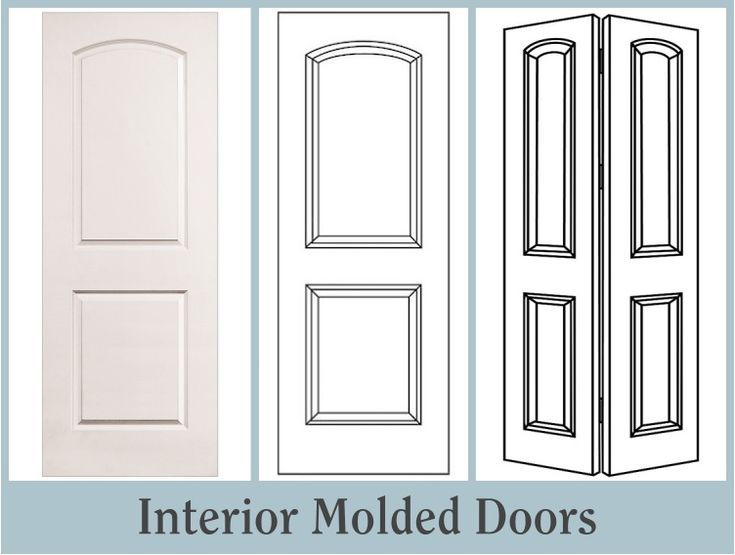 Continental Interior Door  sc 1 st  Pinterest & 30 best Interior Doors - Molded Panel images on Pinterest | Interior ...