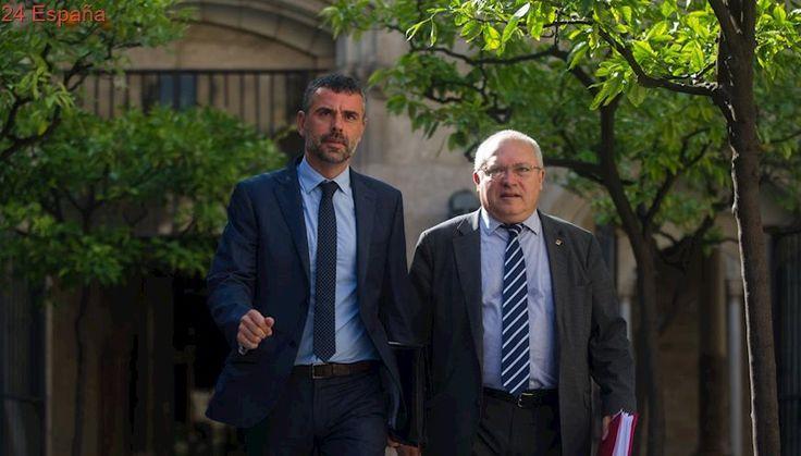 El Tribunal Supremo abre diligencias penales contra dos consejeros de Puigdemont