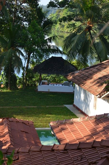 Check out this awesome listing on Airbnb: Villa to rent on Koggala Lake  - Houses for Rent in Koggala