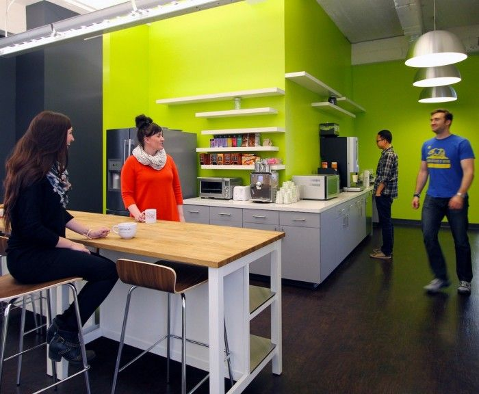 1000 images about tea points and canteen on pinterest for Zillow new york office