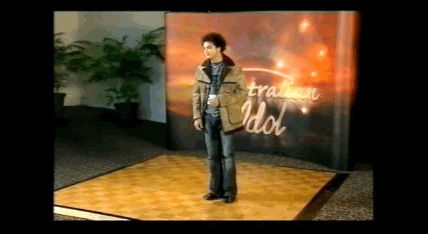 Australian Idol and Guy Sebastian.   29 Moments Every Aussie '00s Kid Remembers