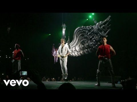 Justin Bieber - All Around The World (Official) ft. Ludacris