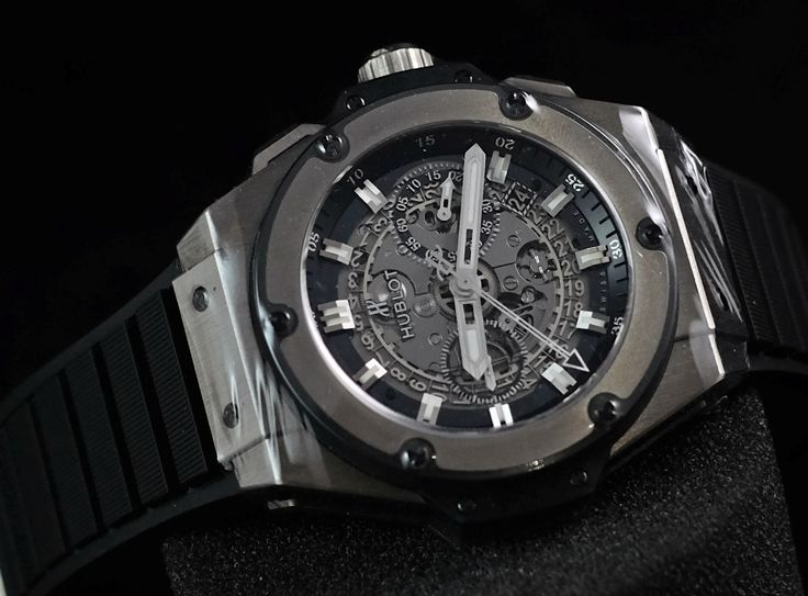 HUBLOT KING POWER TITANIUM (BRANDNEW)  WE ARE BASED AT JAKARTA  please contact us for any inquiry :   whatsapp : +6285723925777 blackberry pin : 2bf5e6b9  #HUBLOT #KINGPOWER #TIANIUM #CHRONOGRAPH #LUXURY #LUXURYWATCH