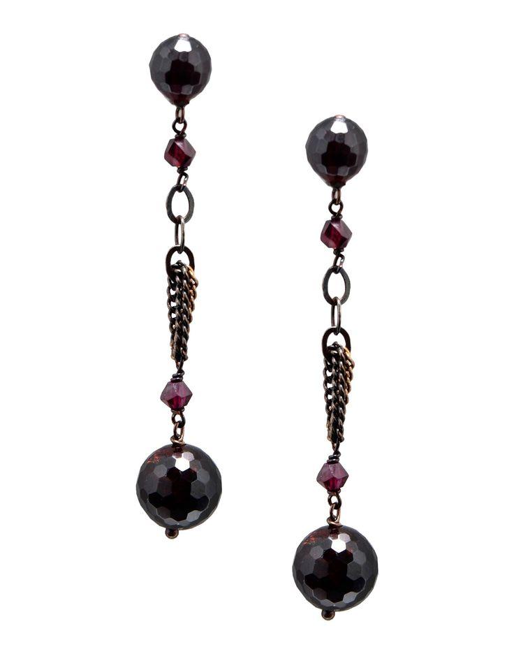 Earrings by Donatella Pellini