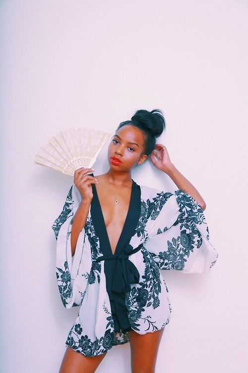 brianashanee:  THE GEISHA COSTUME hand made & in limited quantities - www.shopmatte.com