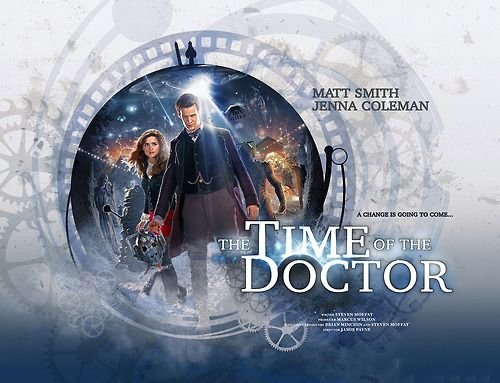 When and where is Doctor Who on this Christmas? (The Time of the Doctor Edition) ~     With less than a week to go, the confirmed international air times of The Time of the Doctor are as follows:  Wednesday December 25th - Christmas Day:  United Kingdom: BBC One and BBC One HD - 7:30pm GMT USA: BBC America - 9:00pm ET Canada: SPACE - 9:00pm ET (changed from previously announced time of 8:00pm ET) Germany: FOX Deutschland - 9:35pm CET