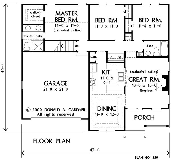 69 best house plans images on Pinterest | House floor plans, Dream ...