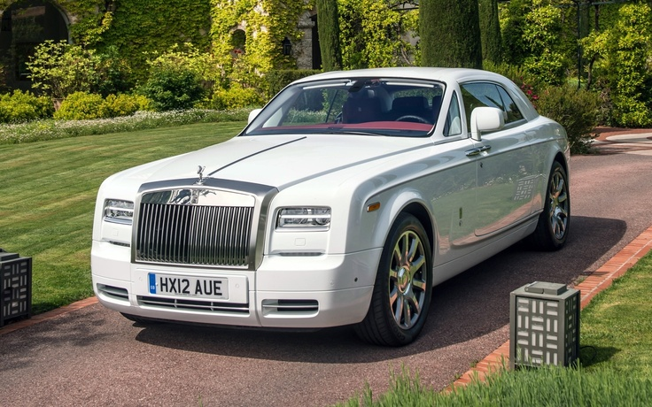 Rolls-Royce, Phantom Coupe
