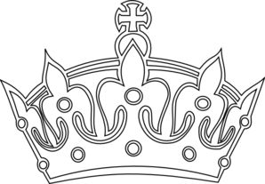 Keep Calm Crown clip art - vector clip art online, royalty free & public domain