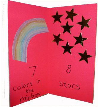 Number Craft Preschool Math Activities Fun Math Hygloss