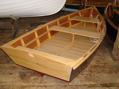 Nice 11' cross plank skiff | Other Boats | Pinterest | Boating, Wooden boats and Boat building