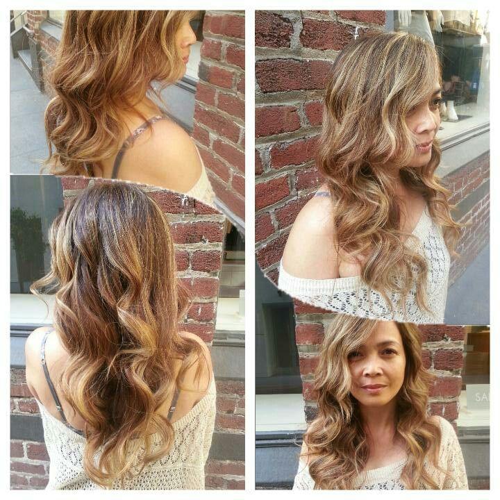 The 25 best asian hair keratin treatment ideas on pinterest beautiful balayage blonde asian highlights on this beauty by lisa fukuda joseph cozza salon sf pmusecretfo Choice Image