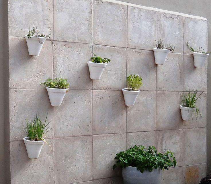 25 melhores ideias sobre revestimento de parede externa for Jardin vertical barato