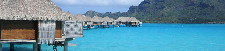 10 stunning overwater bungalows
