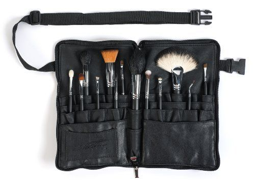 Sedona Lace Vortex Professional Makeup Brushes with Zipper Belt >>> Click image to read more details. #MakeupArtistKits