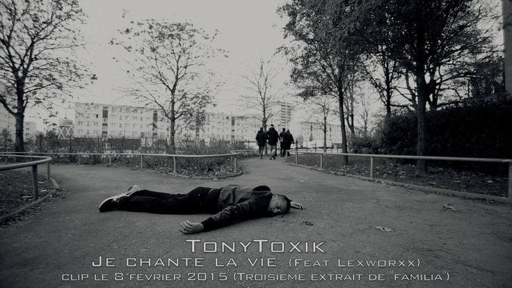 TonyToxik (L'uZine) - Je chante la vie Feat Lexworxx (Clip Officiel) http://newvideohiphoprap.blogspot.ca/2015/02/tonytoxik-luzine-je-chante-la-vie-ft.html