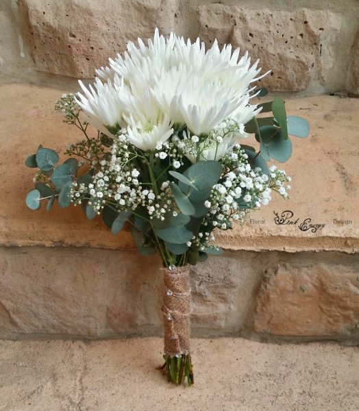 Bridesmaids bouquets - Floral Design  by www.pinkenergyfloraldesign.co.za