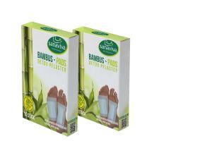 Warum soll ich ein Bambuspflaster, Detoxpflaster, Bambus-Fußpads benutzen?…