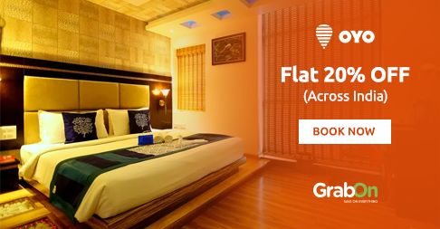 Now You Can Book Hotel Rooms At Reasonable Prices. #SaveOnGrabOn