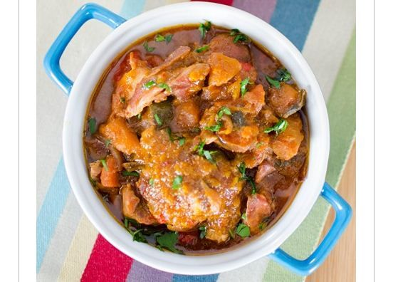 Slow Cooker Chicken Casserole ~ Slow Cooker Taste