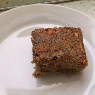 Fotografie receptu: Bezlepkový makovec s jablkem, mrkví a červenou řepou