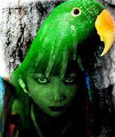 Greenylady by greenrosestormcloud