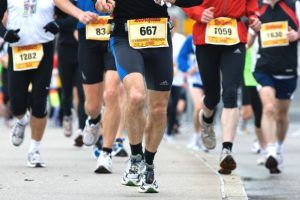 Top 10 surprising facts about the marathon http://ift.tt/2nV97BW  With the London Marathon fast approaching on April 23rd weve picked our top 10 surprising facts about the iconic 26.2 mile distance.  Read on to find out about why your spine shrinks when you run a marathon how 3 runners covered 4000miles of Sahara desert and how the 2 hour world record is just around the corner.  Running the marathon burns over a days worth of calories  The number of calories burnt while running varies…