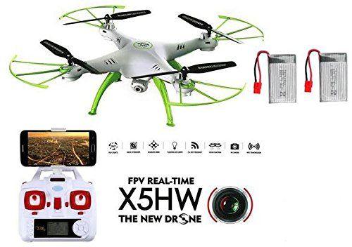 Creation® Syma X5HW- Con la cámara de HD 2.4G Wifi en tiempo real de transmisión aérea de juguete de control remoto (BATERÍA 1PC EXTRA) - http://www.midronepro.com/producto/creation-syma-x5hw-con-la-camara-de-hd-2-4g-wifi-en-tiempo-real-de-transmision-aerea-de-juguete-de-control-remoto-bateria-1pc-extra/