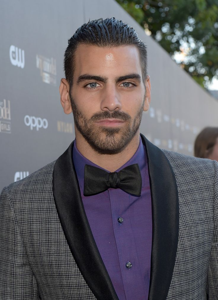 Nyle DiMarco in Guests Attend the 'America's Next Top Model' Cycle 22 Premiere Party, Presented by OPPO and NYLON